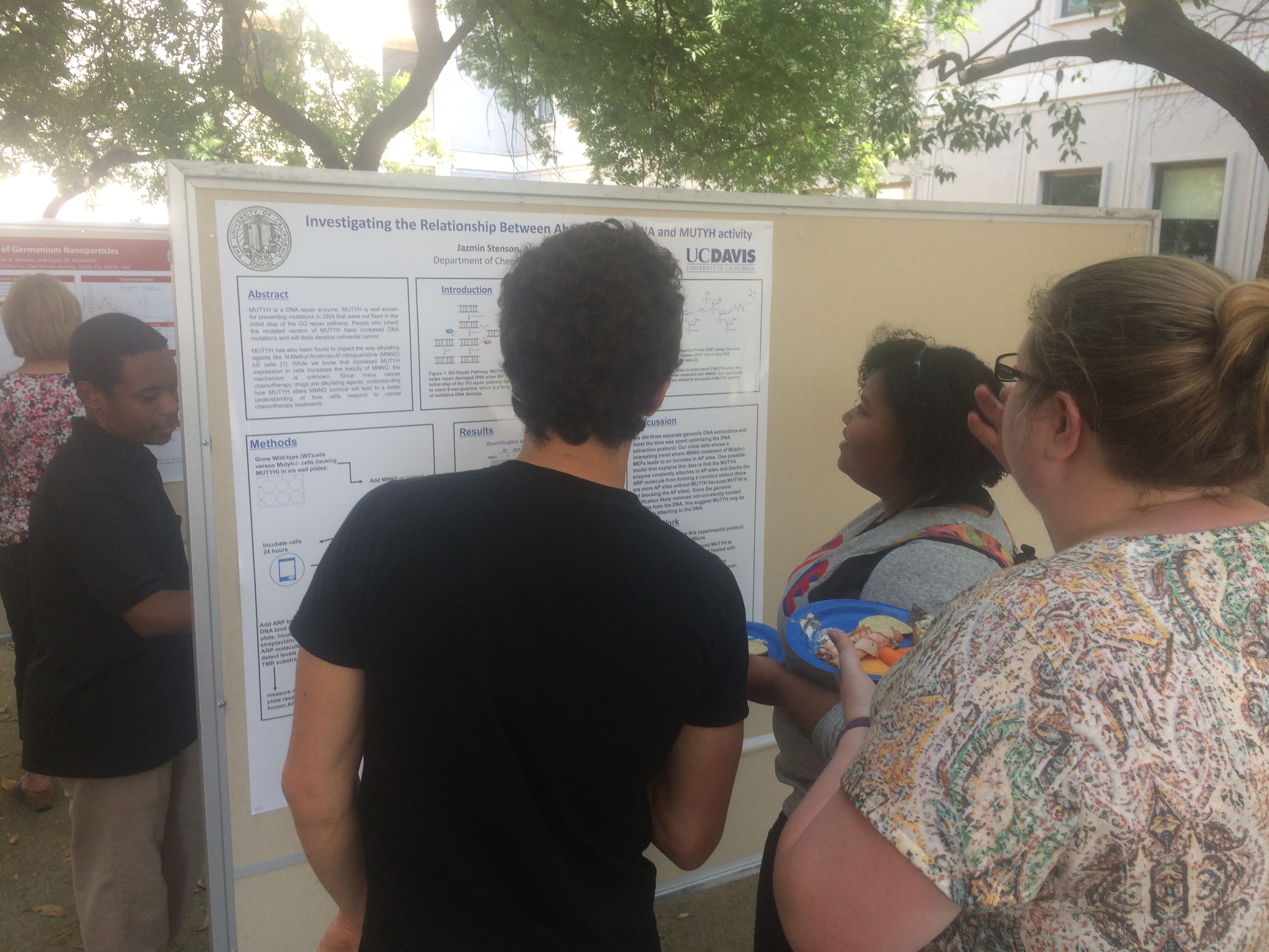 CCB-GAP Poster Session